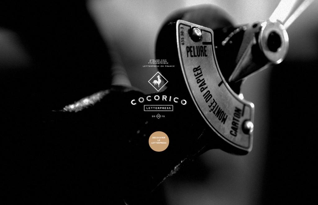 Atelier Letterpress Cocorico